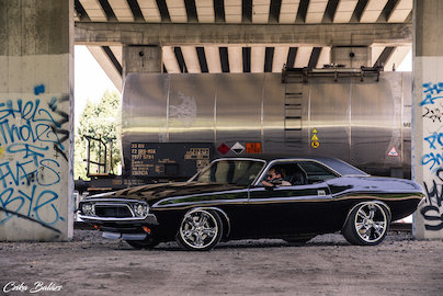 1972 Dodge Challenger  For Sale (picture 1 of 6)