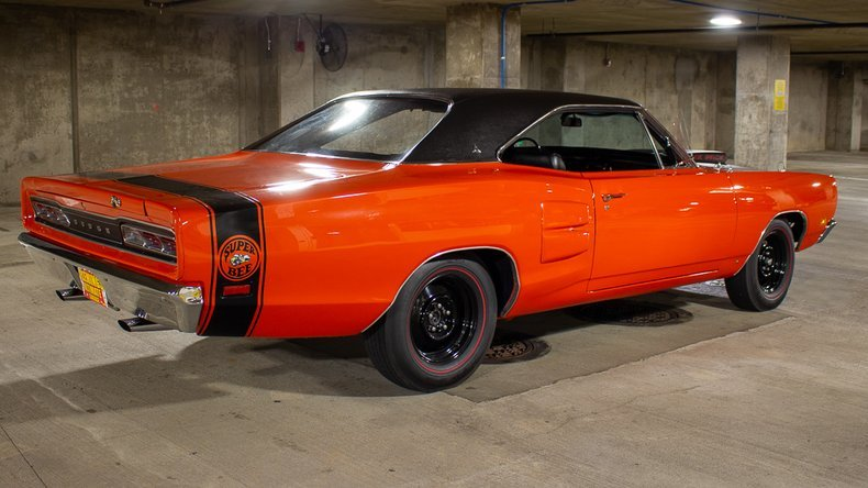 1969 1/2 Dodge Super Bee Rare 1 of 340 Made +4406Pack $79.9k For Sale (picture 2 of 6)