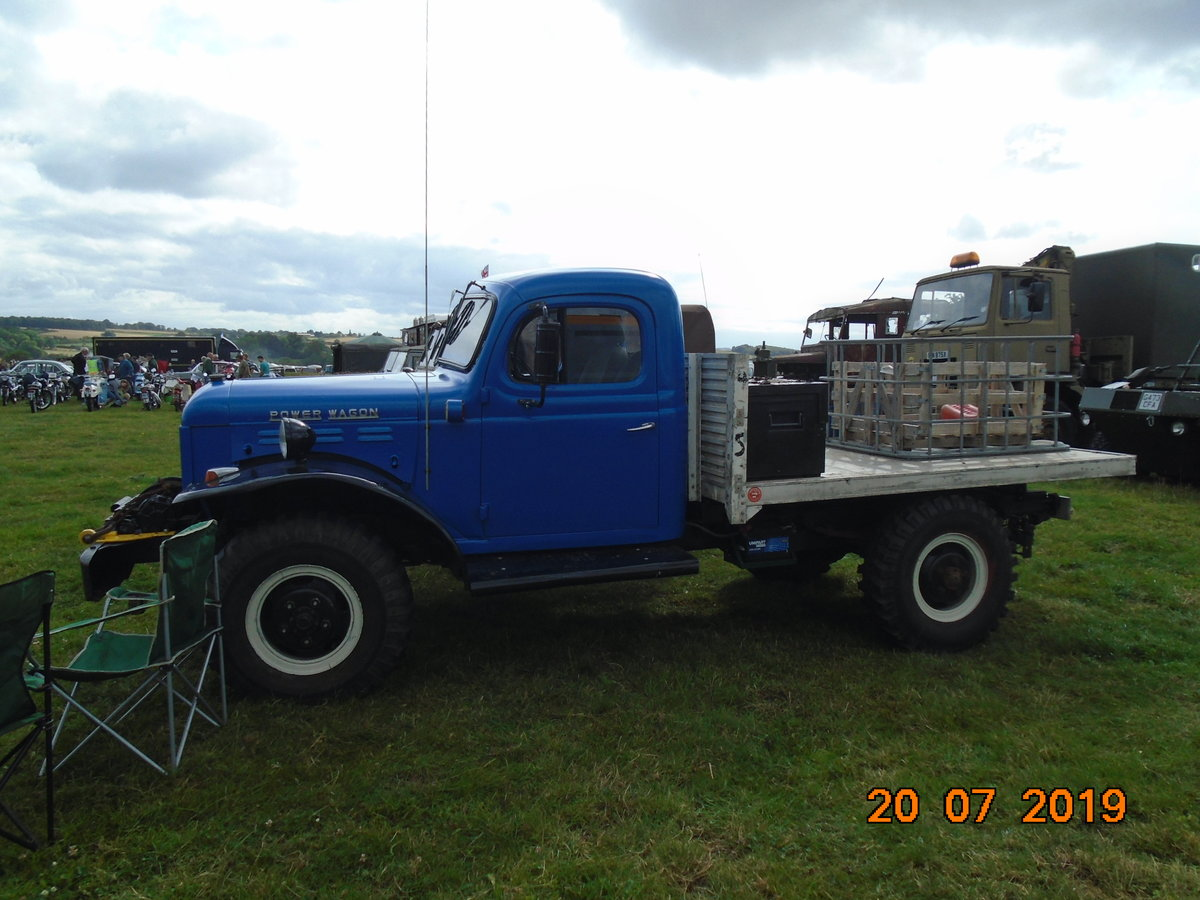 1952 Dodge Power Wagon SOLD (picture 3 of 6)