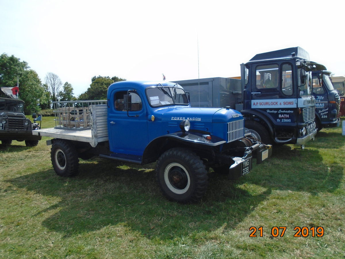1952 Dodge Power Wagon SOLD (picture 4 of 6)