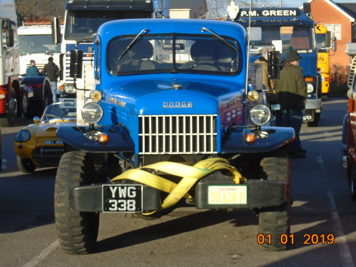 1952 Dodge Power Wagon SOLD (picture 5 of 6)