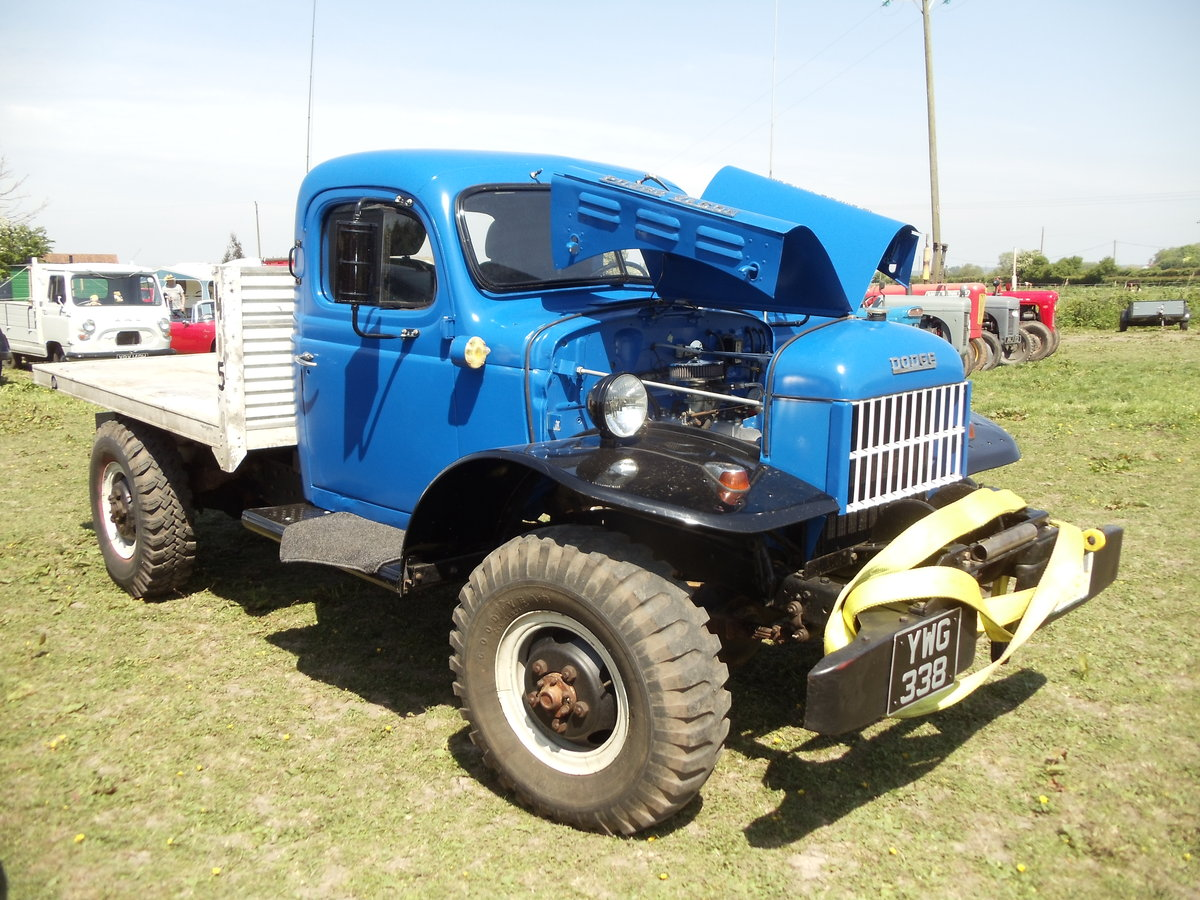 1952 Dodge Power Wagon SOLD (picture 6 of 6)