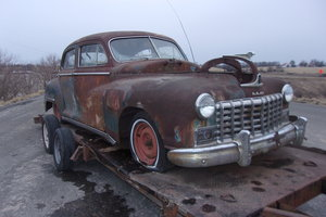 1946 Dodge D-24 4dr Sedan For Sale