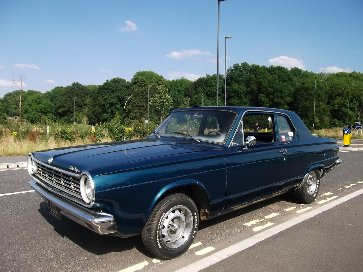1965 Dodge Dart 360 V8,Real Sleeper Muscle Mopar,Ex Drag Car For Sale (picture 1 of 6)