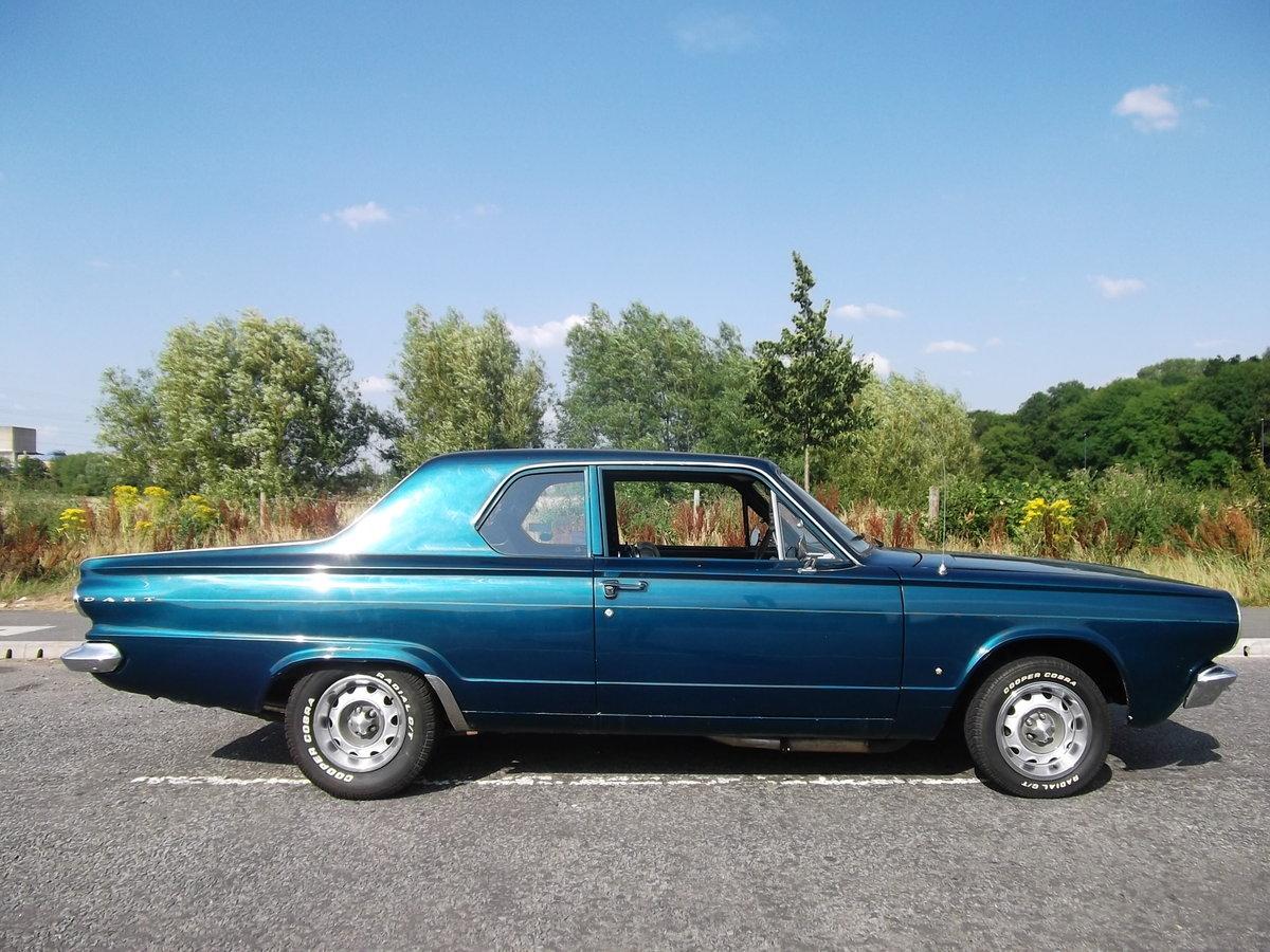 1965 Dodge Dart 360 V8,Real Sleeper Muscle Mopar,Ex Drag Car For Sale (picture 3 of 6)