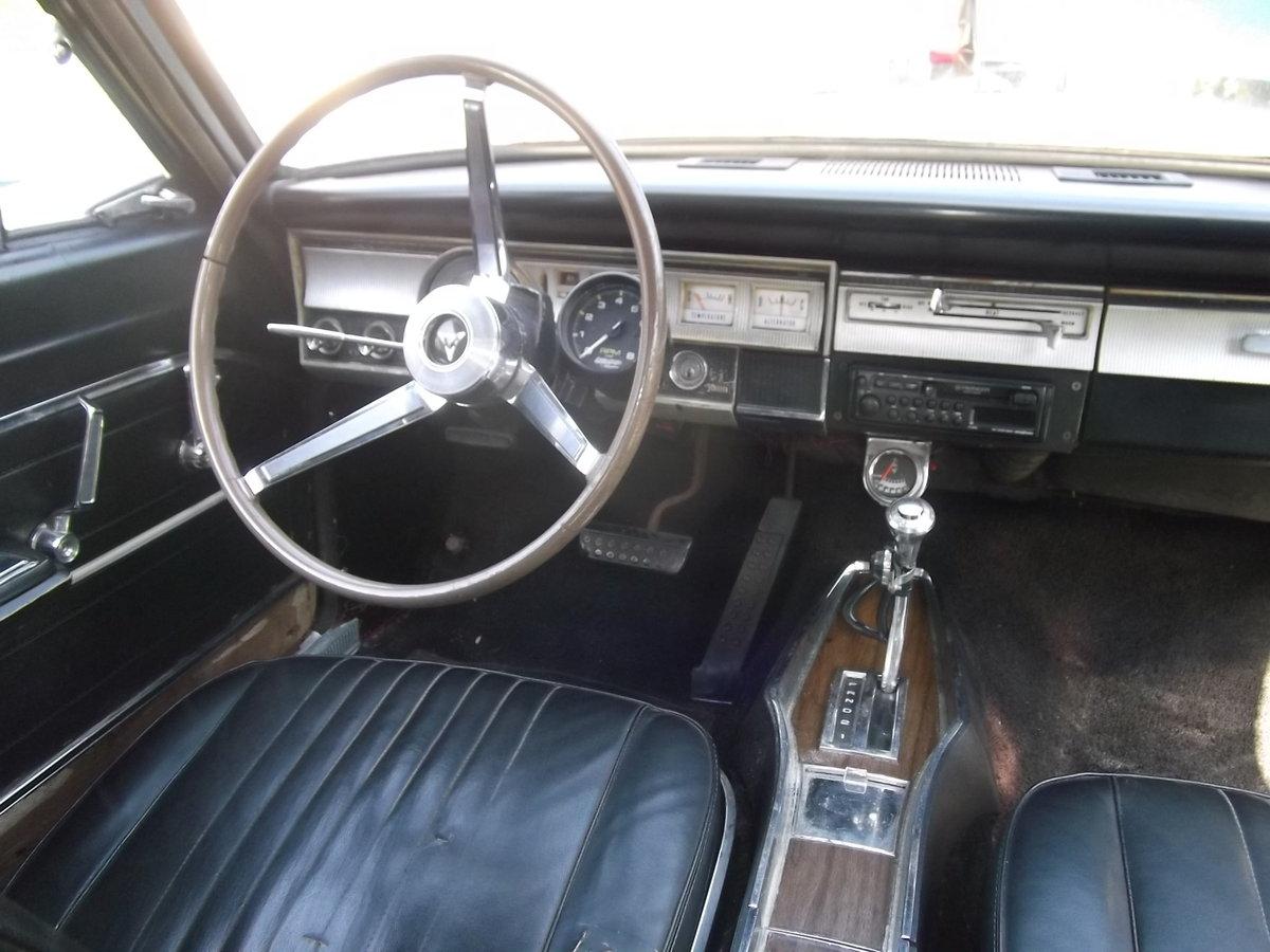 1965 Dodge Dart 360 V8,Real Sleeper Muscle Mopar,Ex Drag Car For Sale (picture 5 of 6)