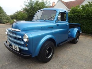 "1950 Dodge B1800 ""Pilothouse"" Pick-up at ACA 24th August  For Sale"