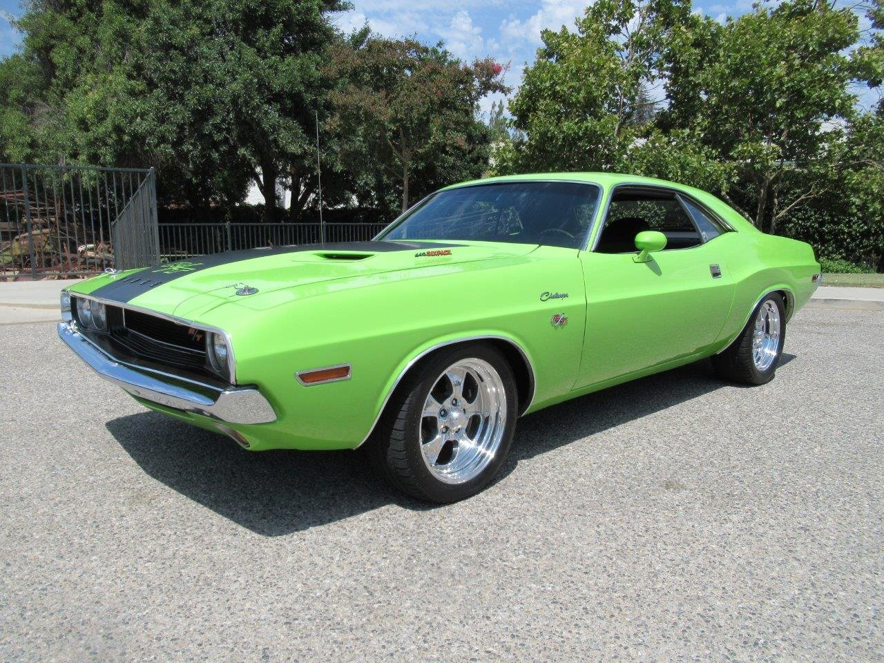 1970 DODGE CHALLENGER For Sale (picture 1 of 6)