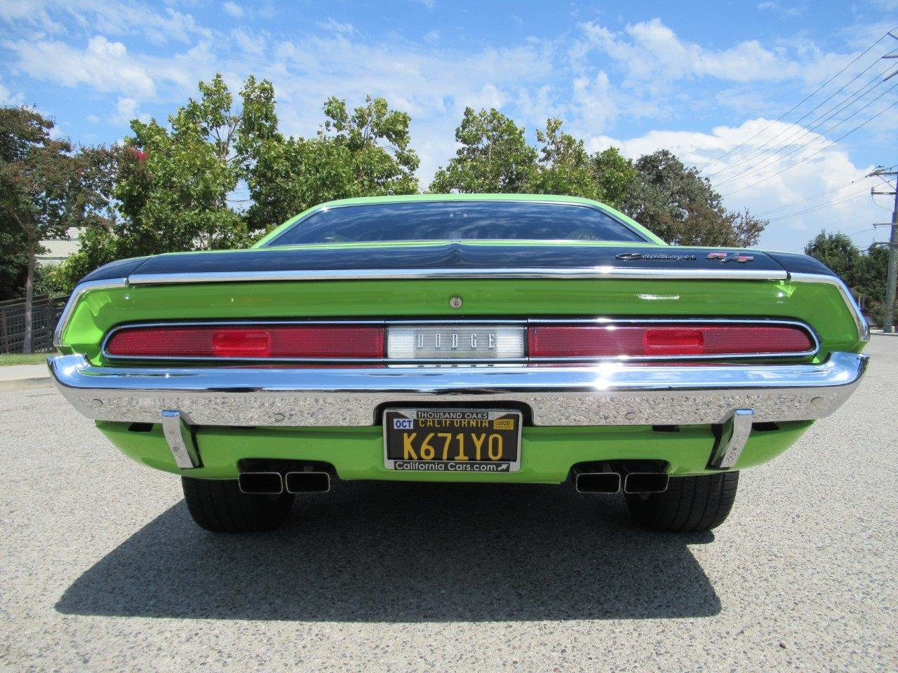 1970 DODGE CHALLENGER For Sale (picture 4 of 6)