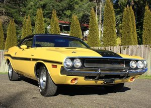 1970 Dodge Challenger Convertible - Lot 649 For Sale by Auction