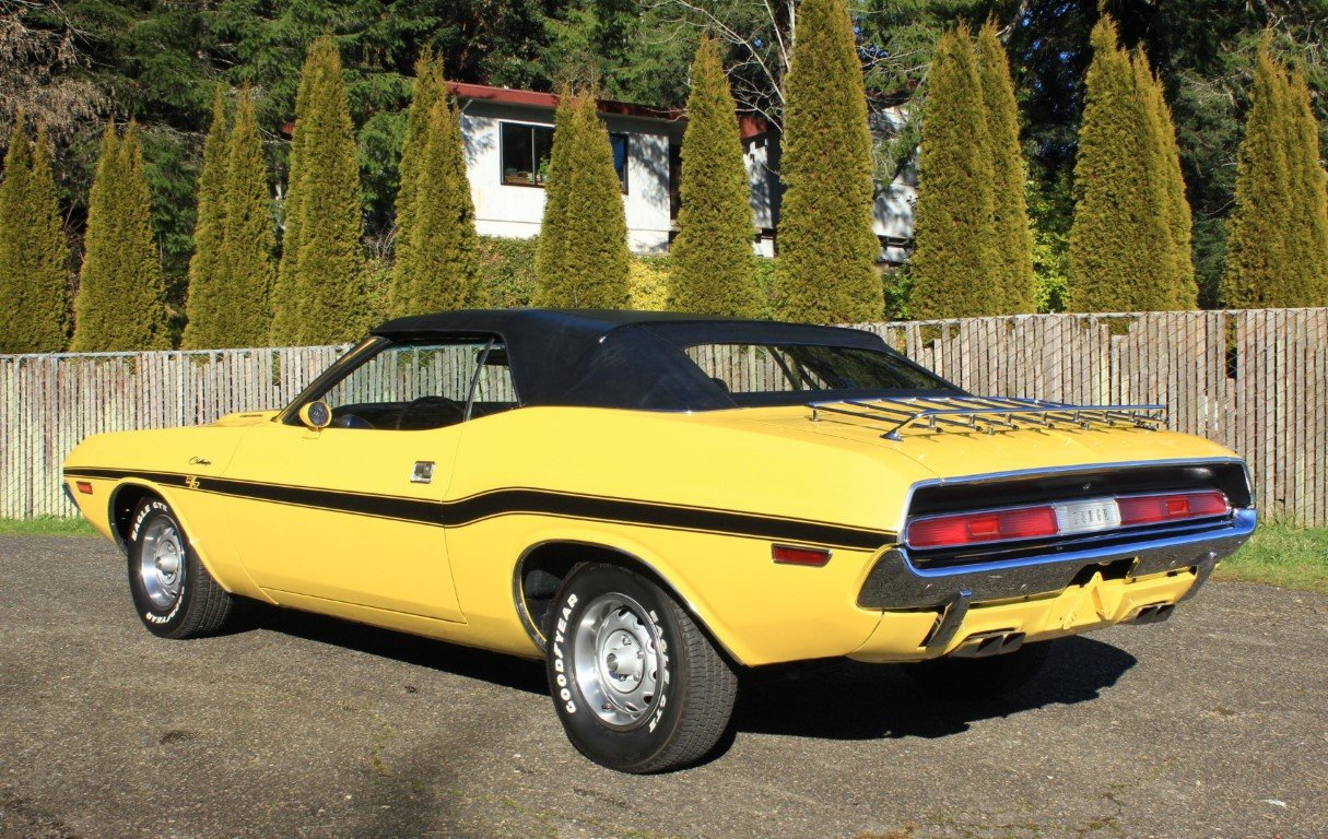 1970 Dodge Challenger Convertible For Sale (picture 2 of 6)