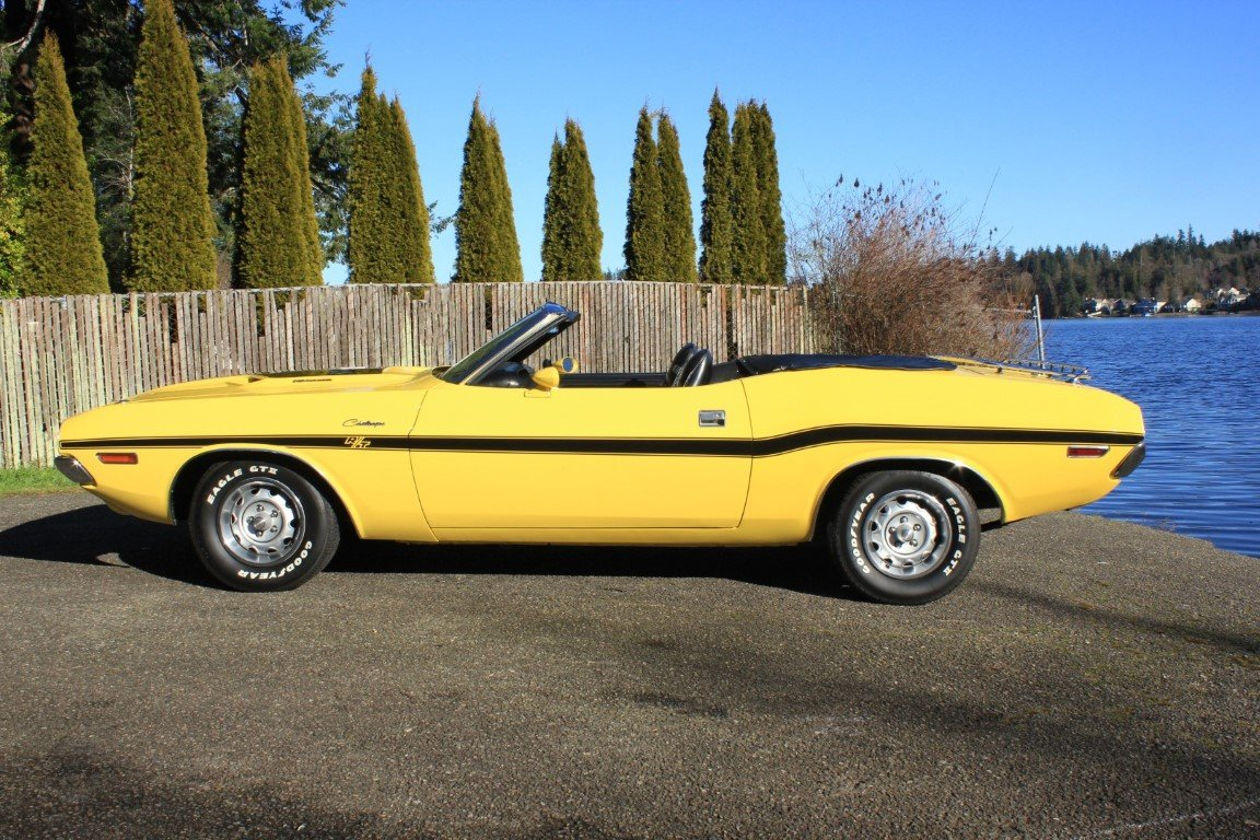 1970 Dodge Challenger Convertible For Sale (picture 3 of 6)