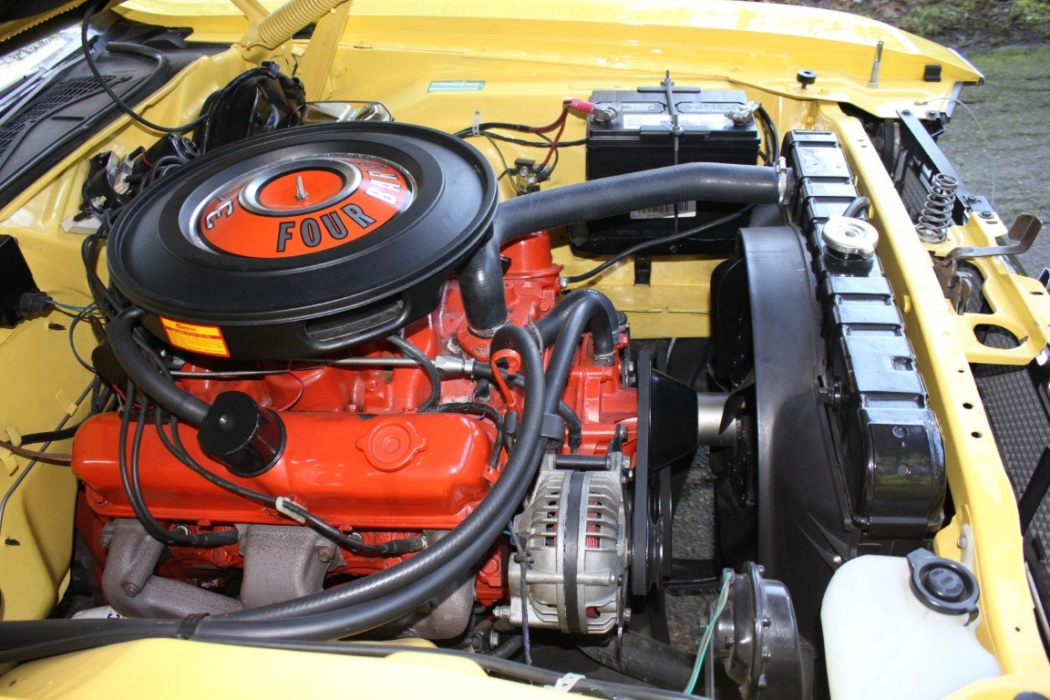1970 Dodge Challenger Convertible For Sale (picture 5 of 6)