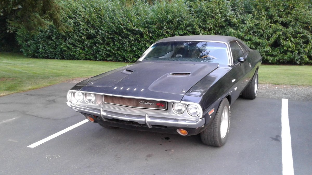 1970 Dodge Callenger For Sale (picture 1 of 2)