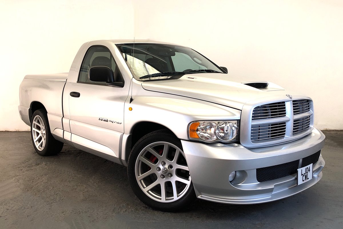 2004 Dodge Ram SRT-10 SOLD (picture 1 of 6)