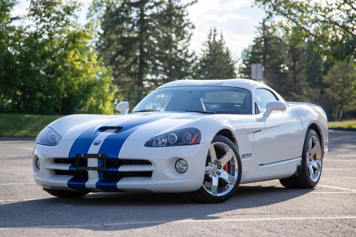 2006 Dodge Viper SRT10 Coupe - VOI9 Edition 21A Pk For Sale (picture 1 of 6)