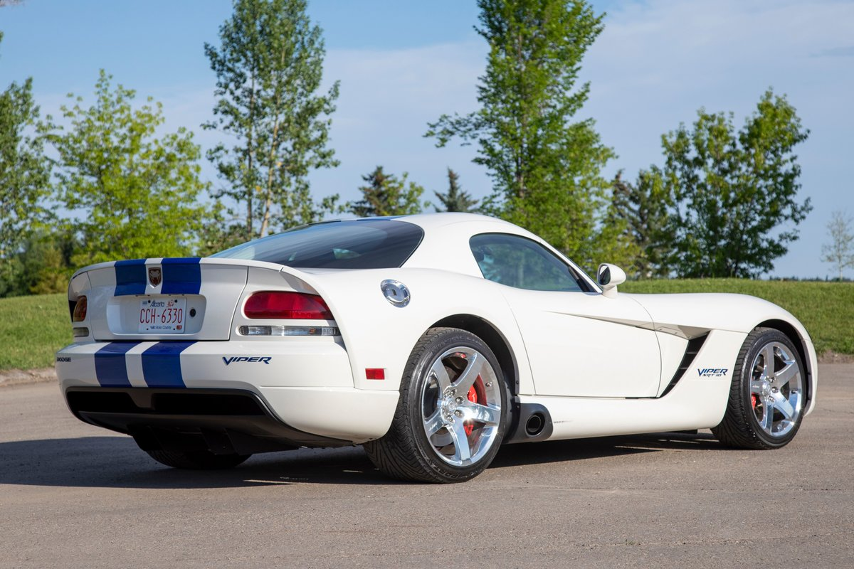 2006 Dodge Viper SRT10 Coupe - VOI9 Edition 21A Pk For Sale (picture 2 of 6)