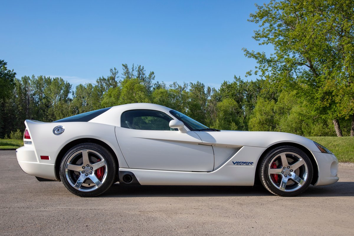 2006 Dodge Viper SRT10 Coupe - VOI9 Edition 21A Pk For Sale (picture 3 of 6)