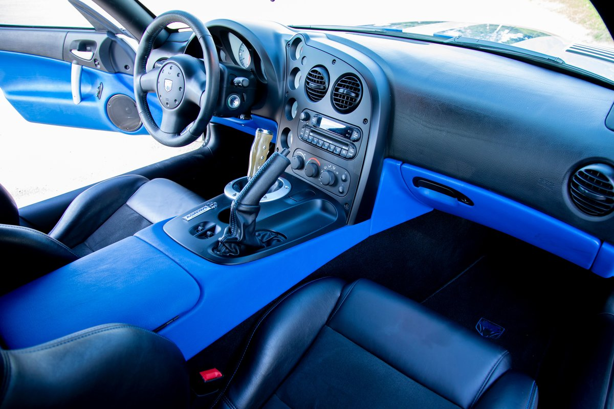 2006 Dodge Viper SRT10 Coupe - VOI9 Edition 21A Pk For Sale (picture 4 of 6)