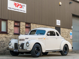 1939 Dodge Coupe Long Distance Rally Car For Sale