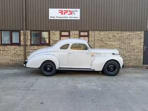 1939 Dodge Coupe Long Distance Rally Car For Sale | Car And