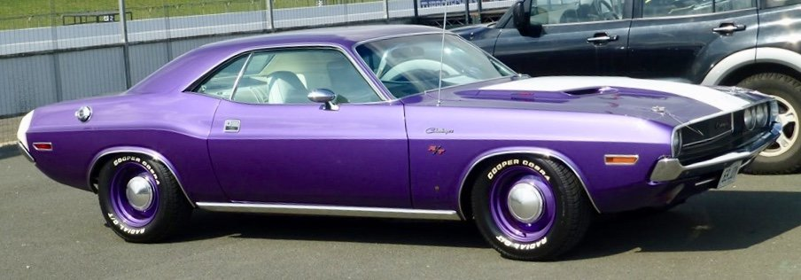 1970 Dodge Challenger 383 R/T Automatic For Sale (picture 2 of 6)