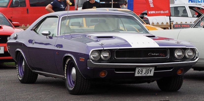 1970 Dodge Challenger 383 R/T Automatic For Sale (picture 6 of 6)