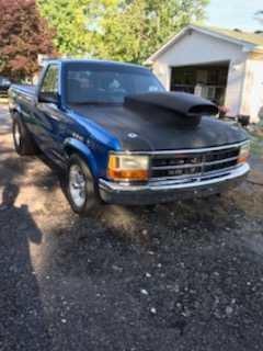 1992 Dodge Dakota Pro-street (Flat Rock, MI) $16,500 obo For Sale (picture 6 of 6)