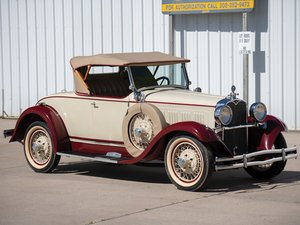1929 Dodge Victory Rumble Seat Roadster  For Sale by Auction