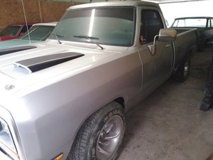 1986 Dodge RamCharger AD-100 (St Augustine, Fl) $17,500 obo For Sale