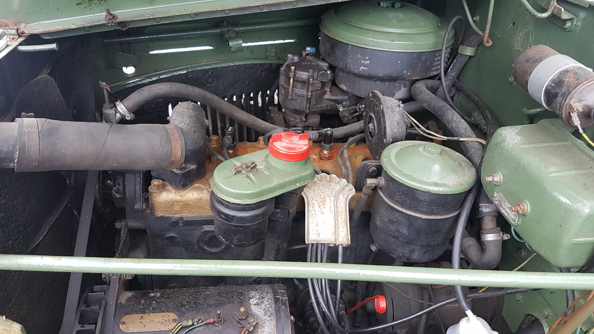 1945 Dodge WC54 Ambulance, military car For Sale (picture 4 of 5)