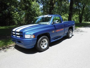 1996 Dodge Ram Indy 500 Pace Truck  For Sale by Auction