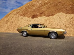 1972 Dodge Challenger Coupe - Lot 965 For Sale by Auction