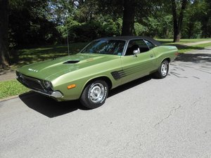 1972 Dodge Challenger  For Sale by Auction