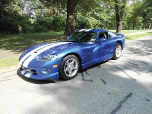 1996 Dodge Viper GTS Coupe  For Sale by Auction