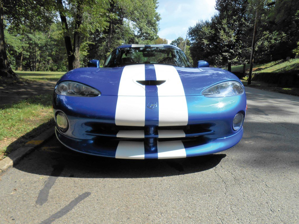 1996 Dodge Viper GTS Coupe  For Sale by Auction (picture 6 of 6)