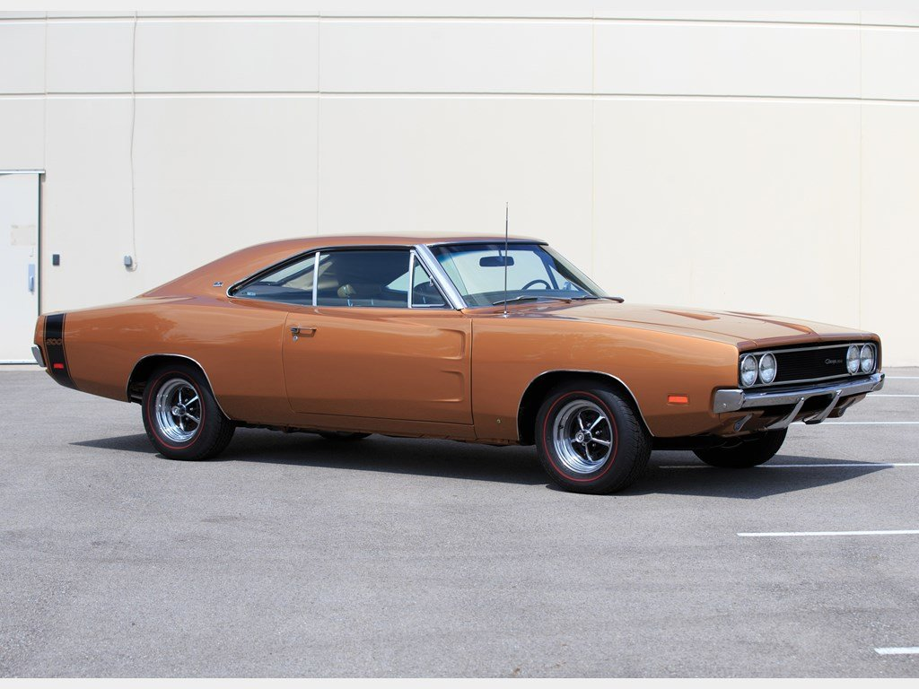 1969 Dodge Charger 500 SE  For Sale by Auction (picture 1 of 6)