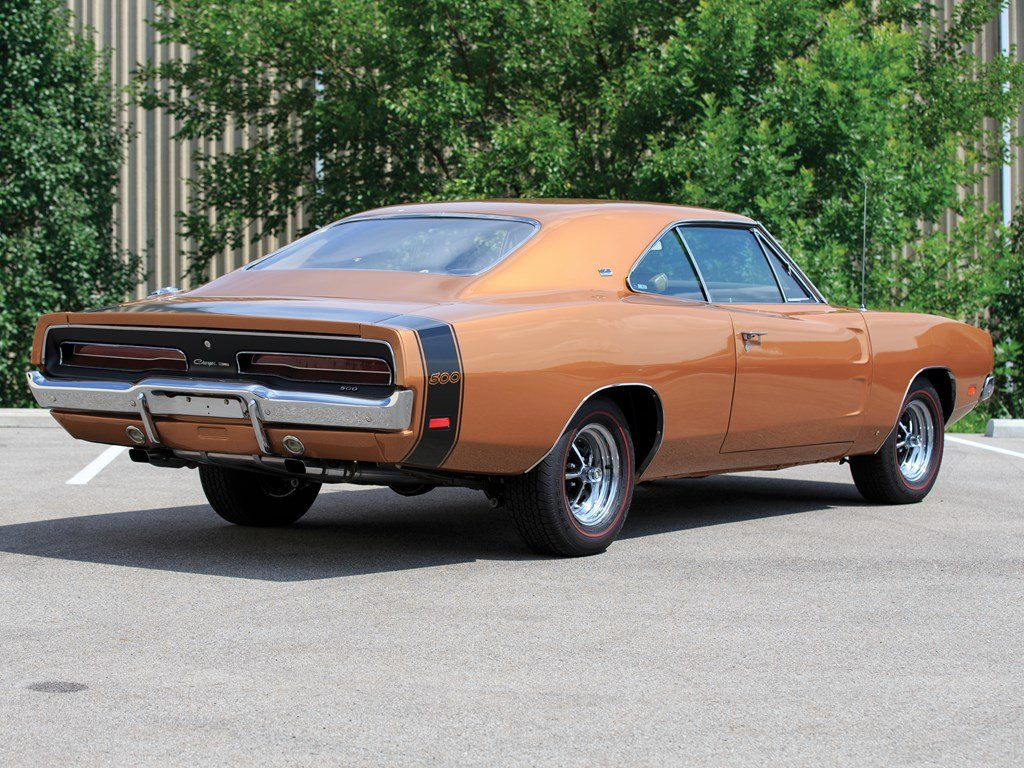 1969 Dodge Charger 500 SE  For Sale by Auction (picture 2 of 6)
