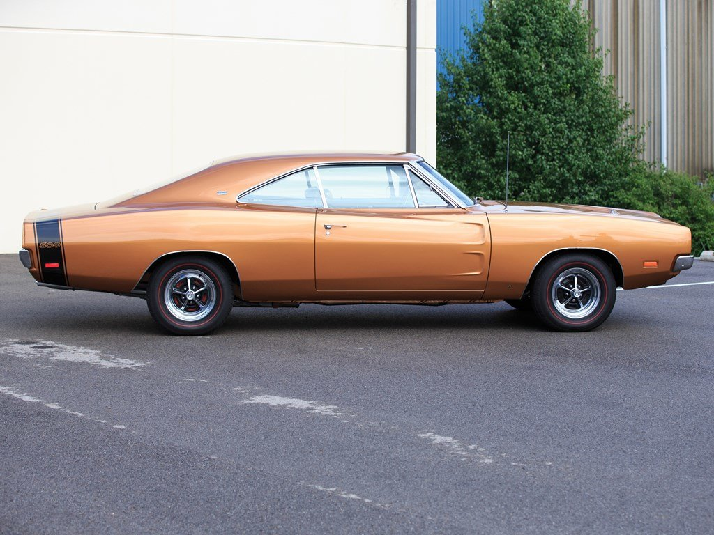 1969 Dodge Charger 500 SE  For Sale by Auction (picture 5 of 6)