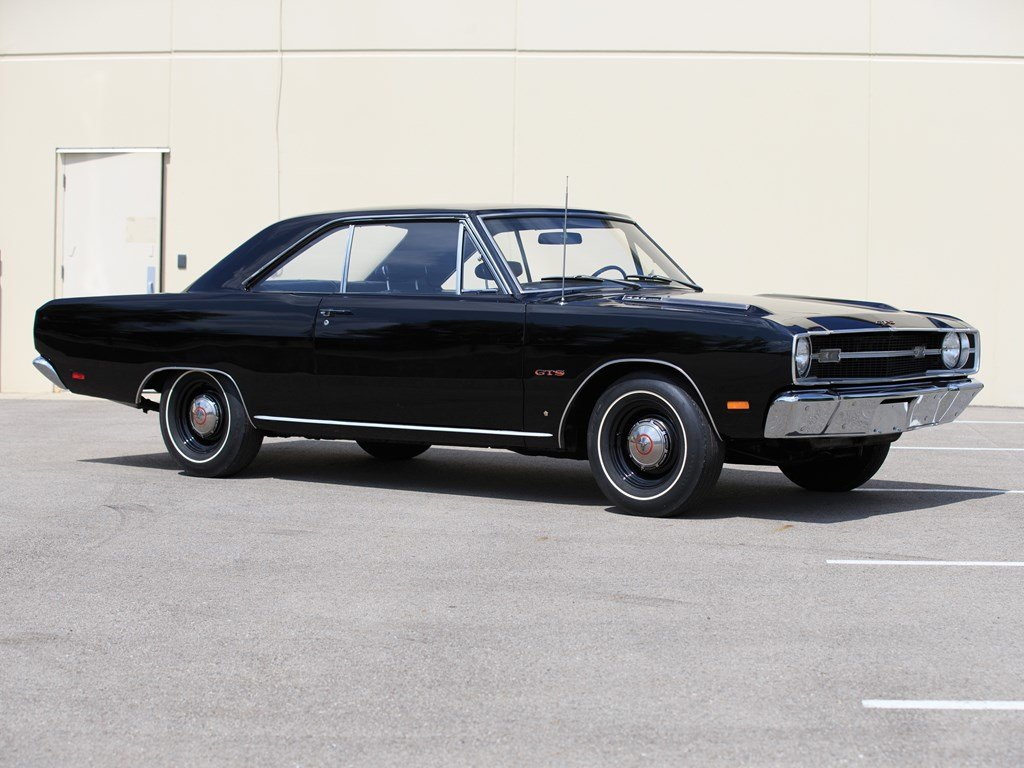 1969 Dodge Dart GTS 440 Coupe  For Sale by Auction (picture 1 of 6)