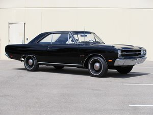 1969 Dodge Dart GTS 440 Coupe  For Sale by Auction