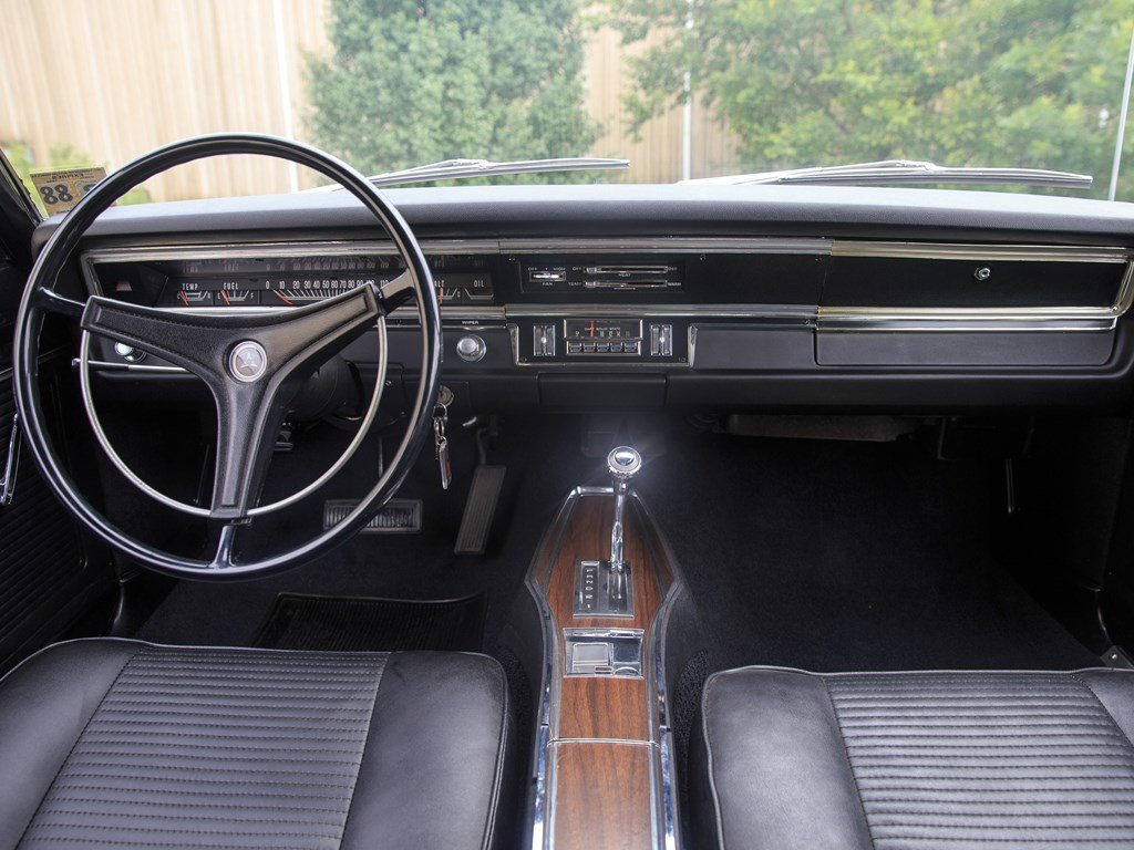 1969 Dodge Dart GTS 440 Coupe  For Sale by Auction (picture 4 of 6)