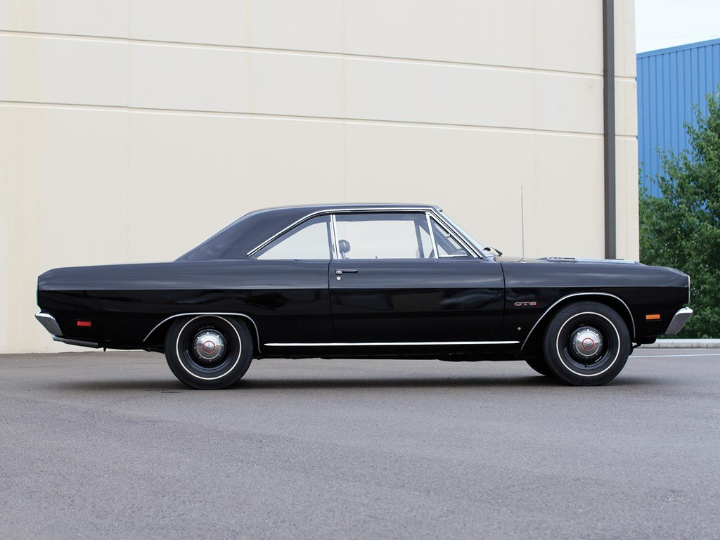 1969 Dodge Dart GTS 440 Coupe  For Sale by Auction (picture 5 of 6)