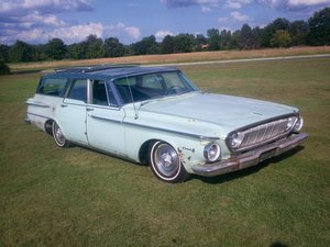 1962 Dodge Rat Rod Wagon