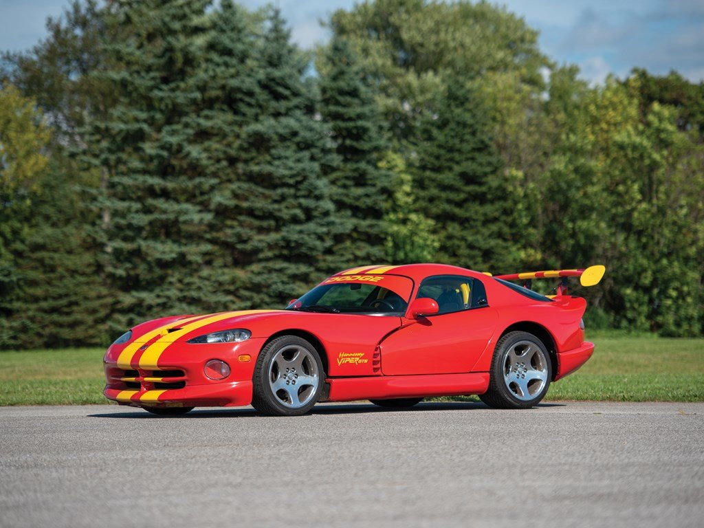 1997 Dodge Viper GTS Hennessey  For Sale by Auction (picture 1 of 6)