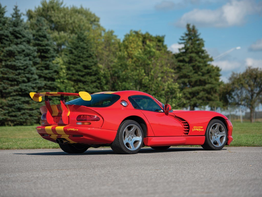 1997 Dodge Viper GTS Hennessey  For Sale by Auction (picture 2 of 6)