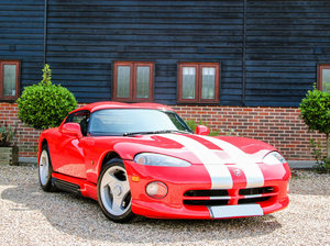 1994 Dodge Viper RT-10 12 Sep 2019 For Sale by Auction