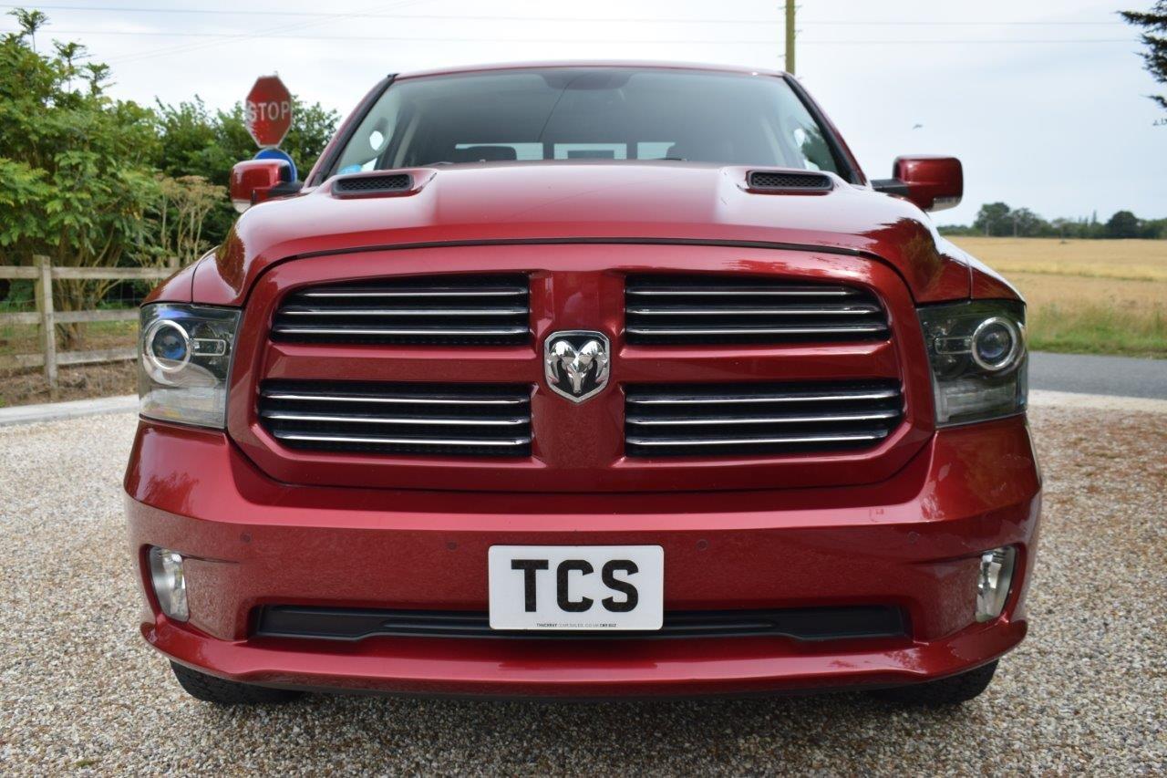 2014 LPG UK Reg'd Dodge RAM 1500 4x4 Sport 5.7i V8 HEMI Automatic SOLD (picture 4 of 6)