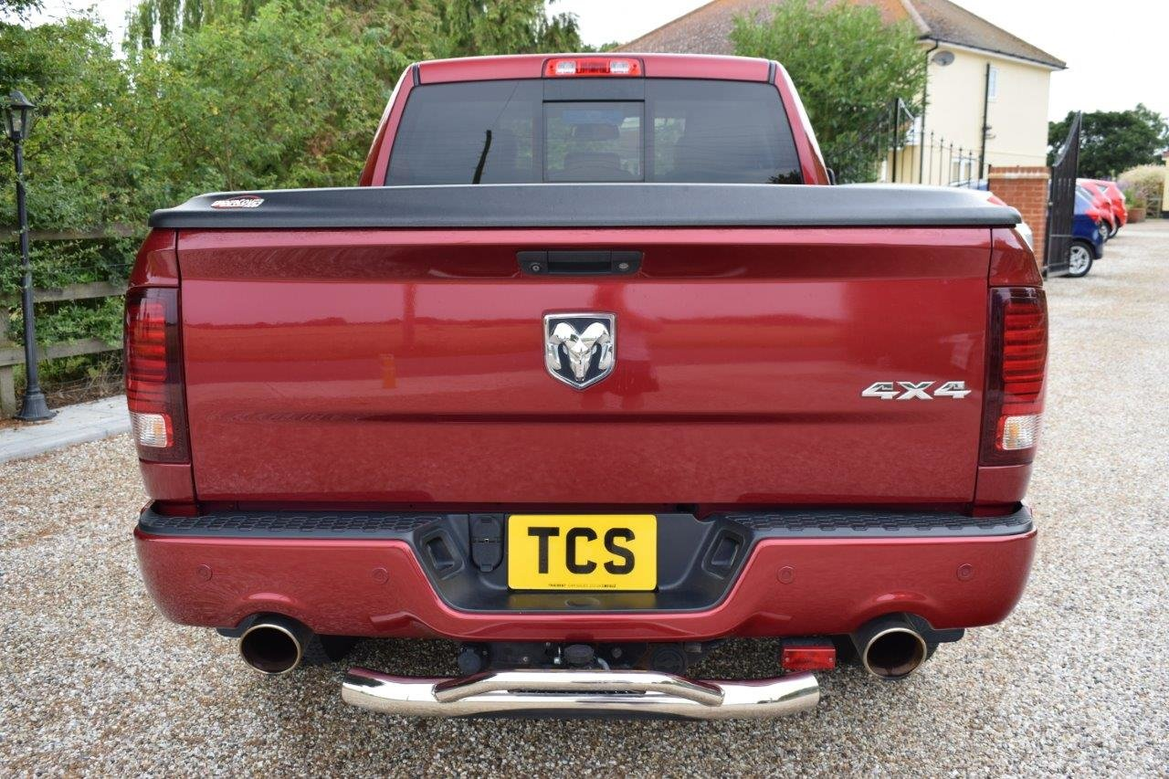 2014 LPG UK Reg'd Dodge RAM 1500 4x4 Sport 5.7i V8 HEMI Automatic SOLD (picture 5 of 6)