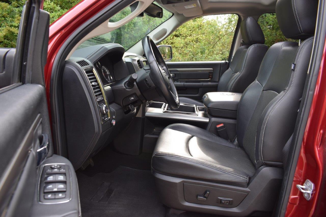 2014 LPG UK Reg'd Dodge RAM 1500 4x4 Sport 5.7i V8 HEMI Automatic SOLD (picture 6 of 6)